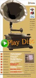PLAY DISC33x70